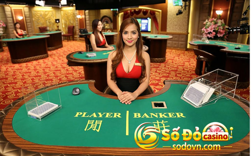giao diện baccarat