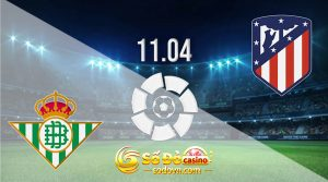 Real Betis vs Atletico Madrid