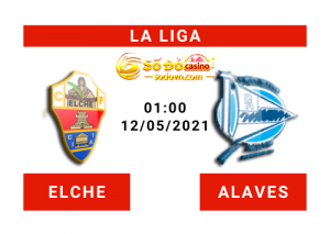 Elche vs Alaves